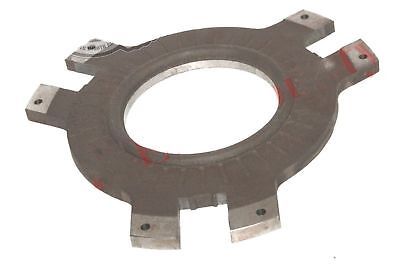 PTO Clutch Friction Pressure Plate 6 Teeth Massey Ferguson Tractor CAD
