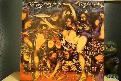 The Tragically Hip - Fully Completely - vinyl lp - Gord Downie - Wheat Kings