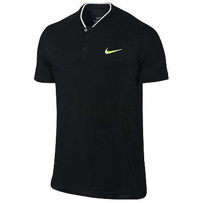 Nike Zonal Cooling Advantage tennis polo shirt - adult S