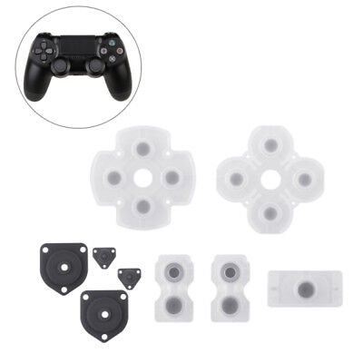 9X RUBBER CONDUCTIVE Adhesive Pad Replacement Set for