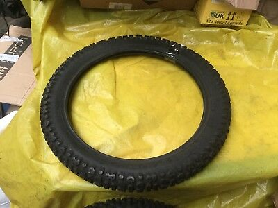 Kings Tyre 3.00-19 49P, Brand New