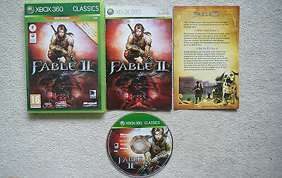 FABLE 2 CLASSICS ( Game of the Year Edition) Xbox 360 -1st