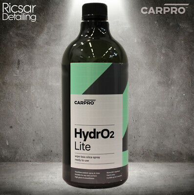 CarPro Hydro2 LITE Spray and Rinse Water Repellent 1L Trigger Spray Included