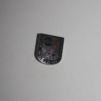 Vintage - ABC Wide World of Sports -  Lapel Pin - Pin Back