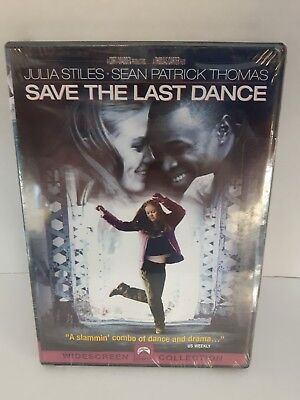Save the Last Dance DVD (Widescreen) [Brand New]