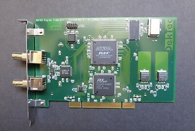 DekTec DTA100 DVB/ASI Output Adapter for PCI Bus