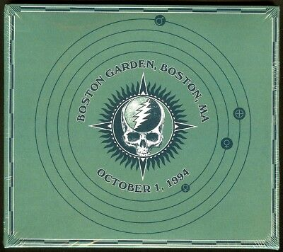 Grateful Dead 30 Trips Around the Sun - 10/1 1994 Boston Garden BRAND NEW!