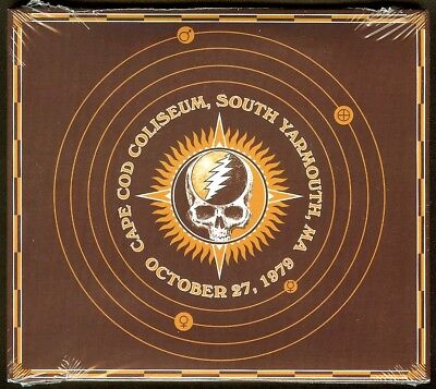 Grateful Dead 30 Trips Around the Sun - 10/27 1979 Cape Cod MA BRAND NEW!