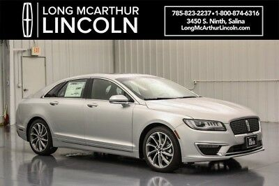 2018 Lincoln MKZ/Zephyr HYBRID 2.0 HEV CONTINUOUS VARIABLE TRANSMISSION SEDAN MKZ CLIMATE PACKAGE BRIDGE OF WEIR LEATHER TRIMMED SEATS