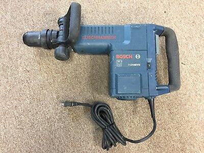 Bosch 11316EVS SDS-Max Demolition Hammer Have Been on 1 Job