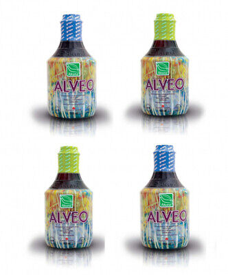 AKUNA ALVEO 950 ml 2x grape und 2x mint