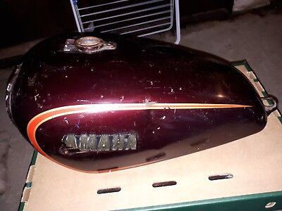 Yamaha Xs650 Tank Badges ✓ Satu Sticker