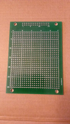 High Quality Proto Board Breadboard - FR-4, Through-Plated DIP Bus Style QTY - 2