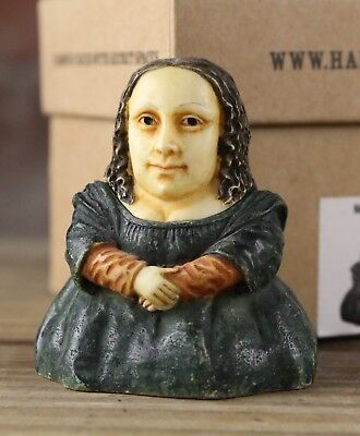 Harmony Kingdom Ball Pot Bellys / Belly 'Mona Lisa'    Retired New In Box