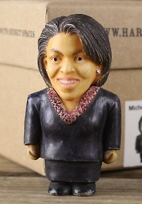 Harmony Kingdom Ball Pot Bellys / Belly 'Michelle Obama'    Retired New In Box