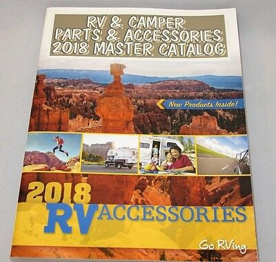 Camper & RV parts and accessories 2018 Master Catalog