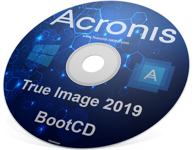 Acronis True Image Bootable CD 2019 Backup Restore Migrate to another Drive SSD
