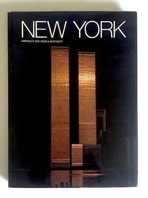 """"""" New York """" Vintage 1984 1St Edition Rare Harcover Collector's Photography Book"""