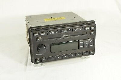 Ford Mustang OEM 6 CD Changer 2001-2004 1R3F18C815BC EUC Mercury Expedition