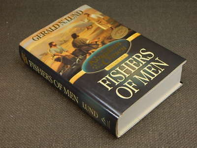 The Kingdom and the Crown Vol. 1 : Fishers of Men by Gerald N. Lund/ Signed