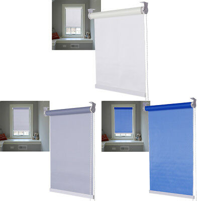 Daylight Roller Blinds Quality Trimmable Blind Up to 100cm x 150cm - 4 Colours