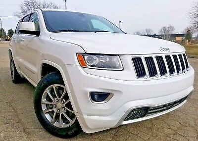 2015 Jeep Grand Cherokee  2015 Jeep Grand Cherokee  3.6L V6, Leather, Bluetooth, LOW MILES Clear Title