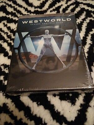 Westworld Season One: The Maze DVD TV Shows First BRAND NEW