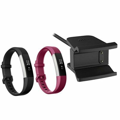 Replacement USB Charging Charger Cable Cord Fr Fitbit Alta HR Smart Wristband YW