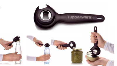 TUPPERWARE Universal Bottle Can Jar opener special offer £7.99