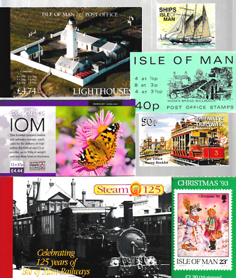Isle of Man Booklets