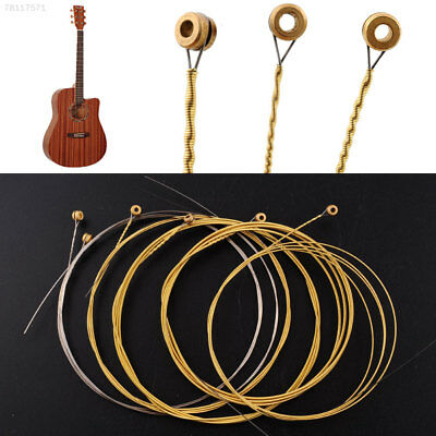 449C EC30 New 1 Set 6 Steel Strings For Electric Guitar 150XL 1M 0.813MM 1.016MM