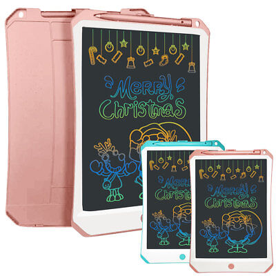11 Inch Kids LCD Drawing Writing Tablet Pad eWriter Notepad Memo Message Board