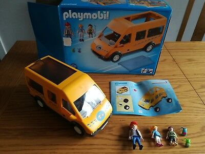 Playmobil 6866 City Life School Bus With Removable Roof PLAYMOBIL®