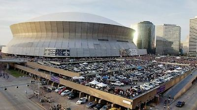 New Orleans Saints vs Pittsburgh Steelers  PARKING PASS ONLY Garage 2 roof 12/23