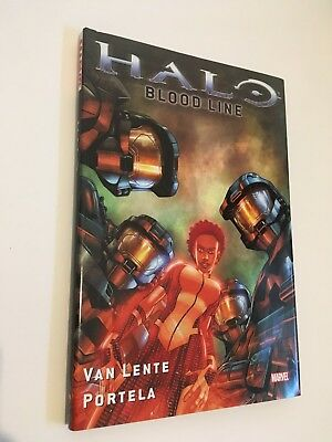 Halo: Blood Line(Hardback)