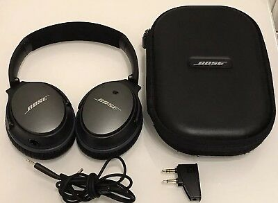 f4196669489 BOSE QC 25 Kopfhörer quietcomfort 25 (Apple version) - EUR 71,00 ...