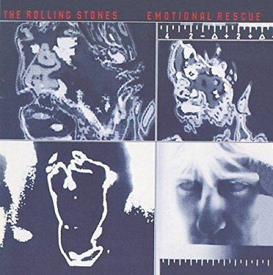 Emotional Rescue [Remastered] by The Rolling Stones (CD, Jun-2009, UMe) *NEW*