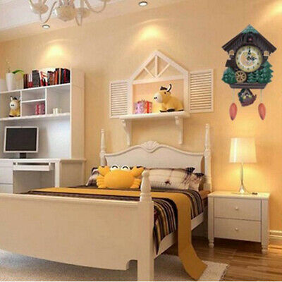 Mute Movement Cuoo Wall Clo Large Size for House Decoration for Kids