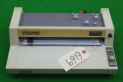 LLoyd Instruments Graphic 450 450X Strip Chart Recorder