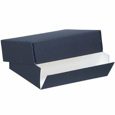 Lineco/university Prod. 7332009 Museum Storage Box Black 9X12X3