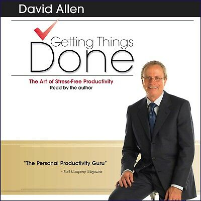 E-book   Getting Things Done by David Allen   EBOOK