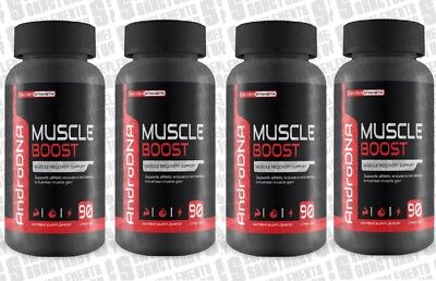 Andro DNA MUSCLE BOOST 4 x 90 Capsules)
