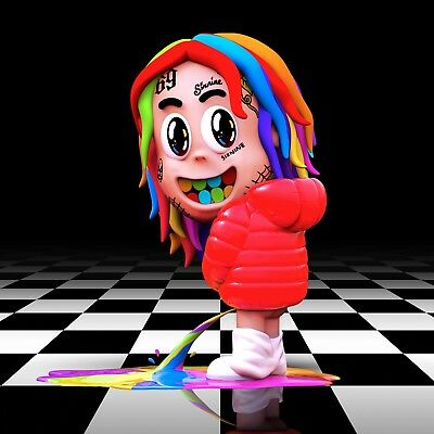Dummy Boy - 6Ix9Ine (Mp3 Whole Album)