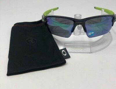 6b1d527b61 Oakley POLARIZED FLAK 2.0 XL Black Ink Jade Iridium Polarized OO9188-09