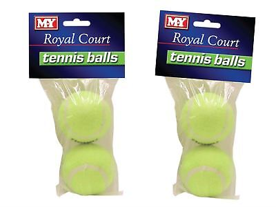10 Tennis Balls For Dogs / Games - Tennis Balls- Low Price!