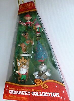 Forever Fun - NEW Rudolph The Red-Nosed Reindeer Ornament Collection LQQK!