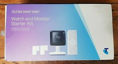 Telstra Smart Home Watch and Monitor Starter Kit