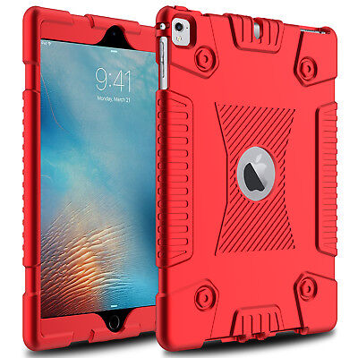 For iPad 5th/6th Generation 9.7'' Soft Tablet Shockproof Protective Case Cover