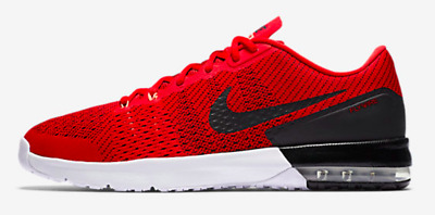 sale retailer 0100c 8fe16 New Nike Air Max Typha Men s Gym   Training Red Black Shoes 820198-608