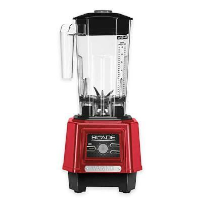 Waring Pro Blade Two-HP Blender with Variable Speed Red KB500MR
